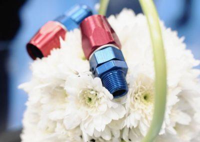 CMD motori in fiore