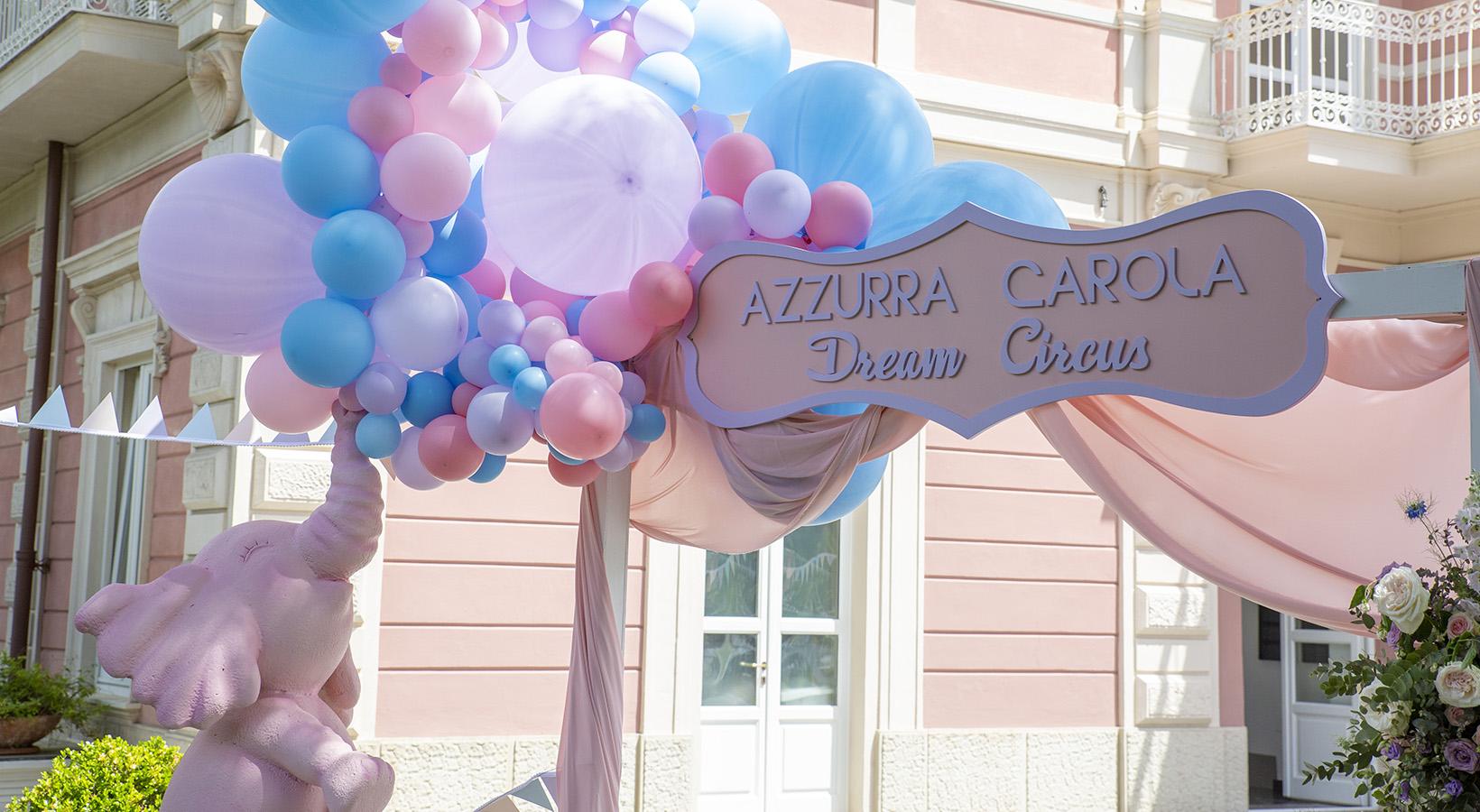 party a tema circo