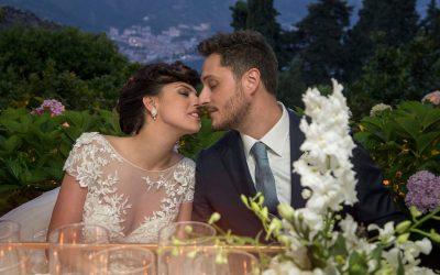 Un luxury wedding a Villa Cimbrone: il sogno di Melania e Pasquale