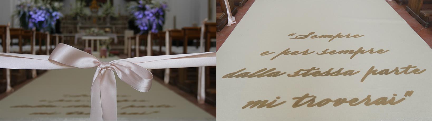 chiesa allestimenti wedding