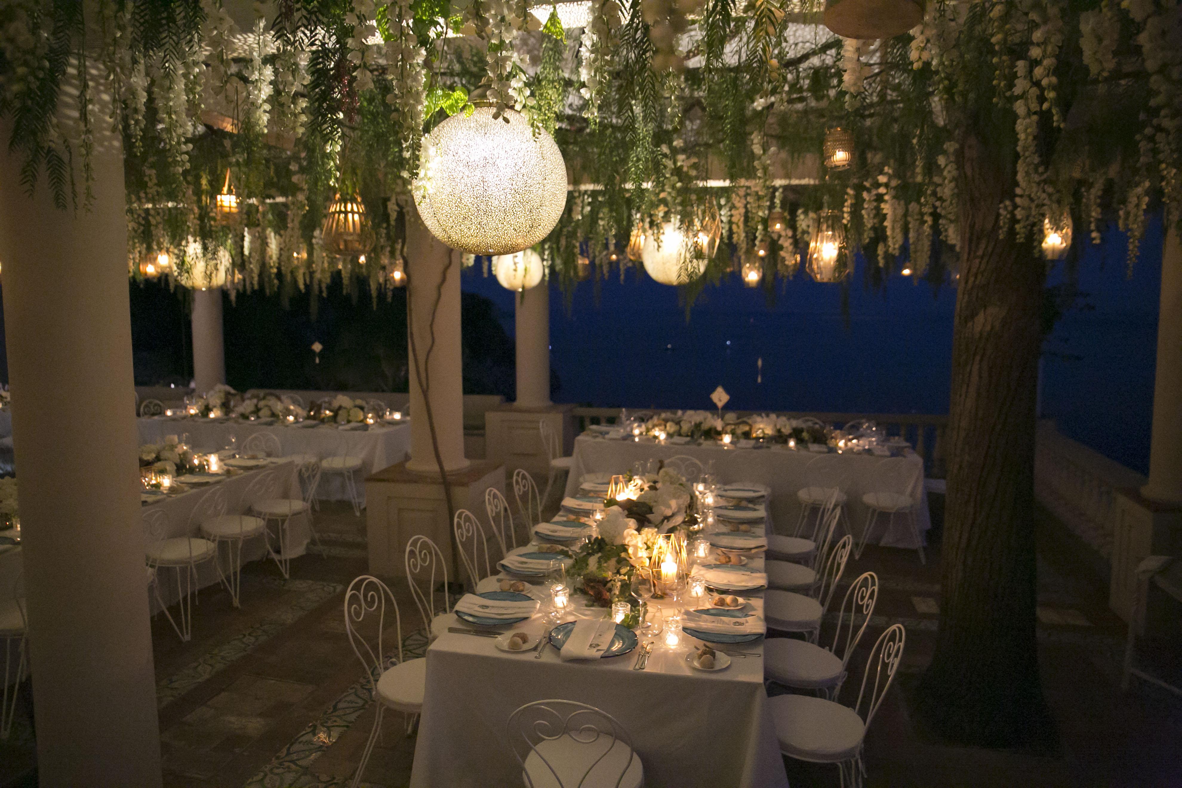 Matrimonio a Villa Treville