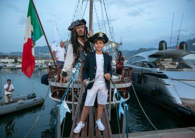 Party Theme Pirati dei Caraibi