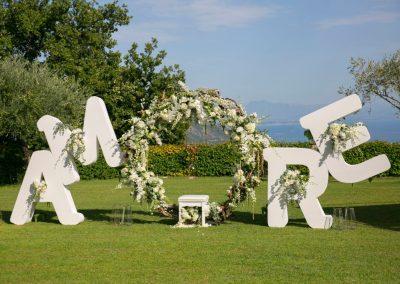 Villa Cimbrone International Wedding